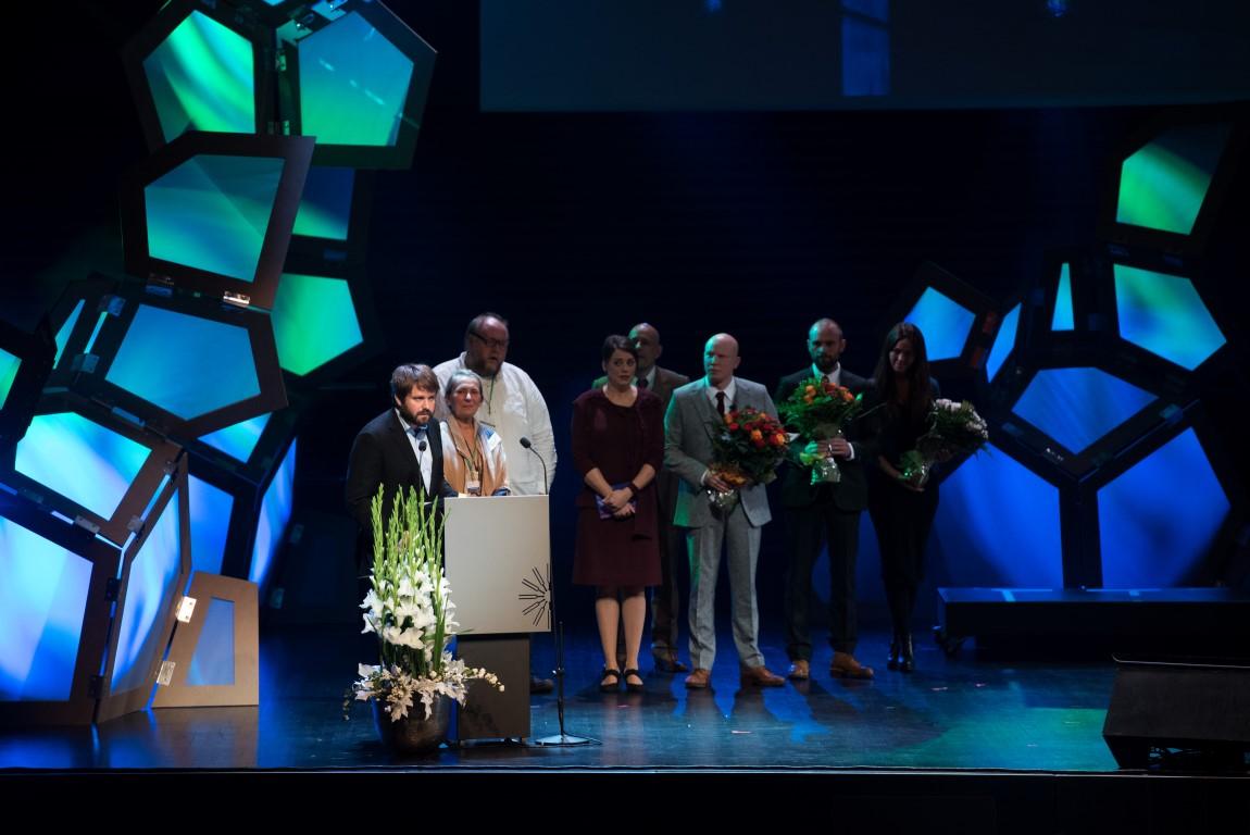 """Vinder af Nordisk Råds filmpris 2015""""Fúsi"""" (""""Virgin Moun"""