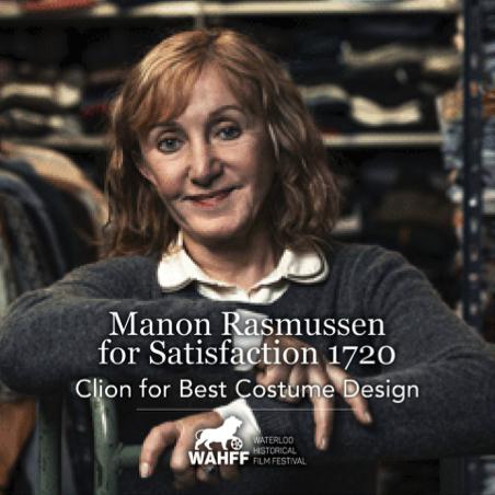 Manon Rasmussen kostume designer for Tordenskjold og Kold